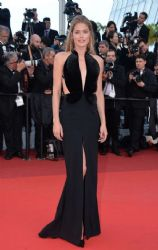 Doutzen Kroes: Cafe Society Premiere at 2016 Cannes Film Festival