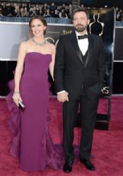 Ben Affleck and Jennifer Garner: 85th Annual Academy Awards