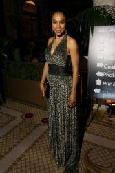 Sophie Okonedo wears Sophie Theallet - 2014 Tony Awards