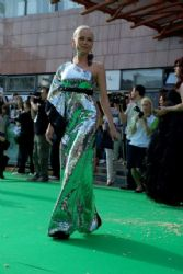 Elena Korikova at Muz-TV Music Awards 2009