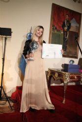 Eva De Dominici: 4th Ambassadors of the Italianity Awards 2014