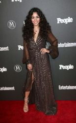 Vanessa Hudgens attends the Entertainment Weekly & People Upfronts party