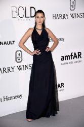 Bella Hadid: amfAR's 23rd Cinema Against AIDS Gala - Arrivals