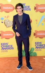 Blake Michael: Nickelodeon's 28th Annual Kids' Choice Awards - Arrivals