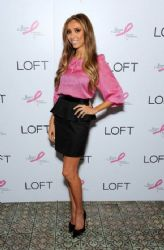 Christian Serratos: out for the fabulous Live in Pink shindig in West Hollywood