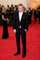 Ronan Farrow: Red Carpet Arrivals at the Met Gala 2014