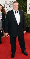 John Goodman: arrives at the 70th Annual Golden Globe Awards held at The Beverly Hilton Hotel