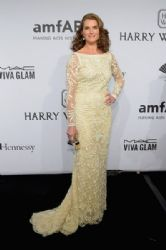 Brooke Shields - 2015 Amfar New York Gala