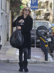 Zeta Makrypoulia: out and about