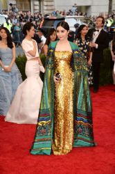 Fan Bingbing wears Christopher Bu - 2015 Met Gala