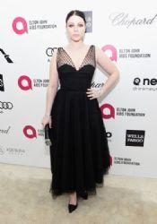 Michelle Trachtenberg: Elton John AIDS Foundation Oscars 2015 Viewing Party