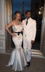Mariah Carey and Nick Cannon: renewed their marital vows in Paris