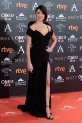 Penelope Cruz wears Versace Dress : Goya Cinema Awards 2017