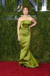 Bernadette Peters wears Zac Posen - 2015 Tony Awards