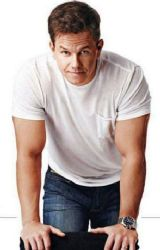 Mark Wahlberg Covers Men's Fitness July 2012