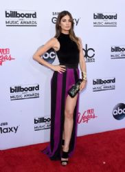 Lily Aldridge: attends the 2015 Billboard Music Awards at MGM Grand Garden Arena in Las Vegas