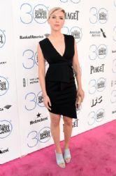 Scarlett Johansson wears Bec & Bridge - The 2015 Film Independent Spirit Awards
