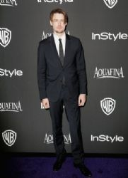 Chord Overstreet: InStyle And Warner Bros. Golden Globes 2015 Party
