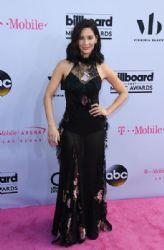 Olivia Munn in Redemption Dress : 2017 Billboard Music Awards - Magenta Carpet