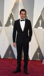 Roger Federer: 88th Annual Academy Awards - Arrivals