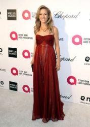 Sheryl Crow wears Roberto Cavalli - 2014 Vanity Fair Oscar Party