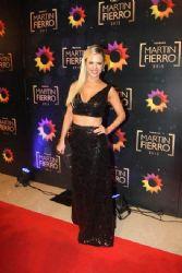 Alejandra Maglietti: Martin Fierro Awards 2015