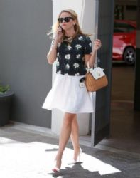 Reese Witherspoon spotted leaving her office in Santa Monica