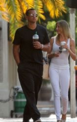 Alex Rodriguez and Cameron Diaz in Miami