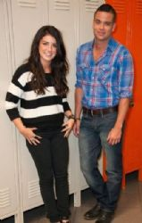 Shenae Grimes & Mark Salling: Back-To-School Season