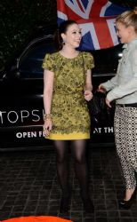 Michelle Trachtenberg: at Topshop Topman LA Opening Party in West Hollywood