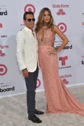 Marc Anthony and Shannon De Lima : 2015 Billboard Latin Music Awards