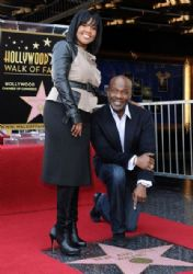 BeBe & CeCe Winans honored with star on the Hollywood Walk of Fame. Hollywood, CA.October 20, 2011