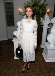 Sarah Hyland – Vanity Fair and Burberry Host Britannia Pre-Awards Celebration in Los Angeles 10/27/ 2016