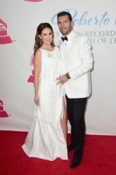 Jacqueline Bracamontes and Martin Fuentes: 2015 Latin GRAMMY Person Of The Year Honoring Roberto Carlos