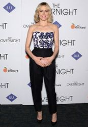 Taylor Schilling: Celebrities Attend 'The Overnight' New York Premiere
