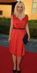 Sertab Erener at the Golden Butterfly Awards 2012