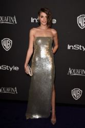 Willa Holland: InStyle And Warner Bros. Golden Globes 2015 Party