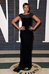 Jennifer Hudson: 2015 Vanity Fair Oscar Party