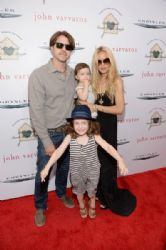 Rachel Zoe: attend the John Varvatos 12th Annual Stuart House Benefit at John Varvatos in Los Angeles