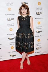 Joey King wears Dolce & Gabbana - 2014 Annual Gotham Independent Film Awards