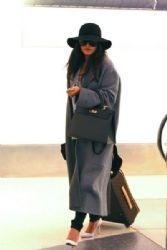 Naya Rivera: at LAX