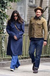 Liv Tyler: takes a stroll in the West Village in New York City