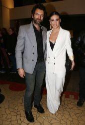 Athina Oikonomakou and Filippos Michopoulos: movie avant premiere