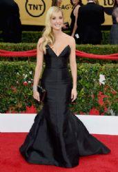 Joanne Froggatt: 21st Annual Screen Actors Guild Awards - Arrivals