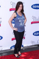 Jennifer Love Hewitt attends the 'Mickey Through The Decades' collection celebration at Walt Disney Studios in Burbank