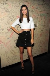 Victoria Justice: 'Good Day New York' Appearance