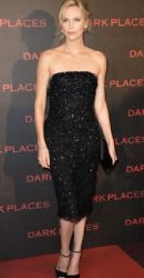 Charlize Theron - Dark Places premiere