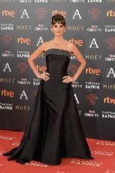 Penelope Cruz: Goya Cinema Awards 2016 - Red Carpet