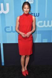 Melissa Benoist: 2017 CW Upfront