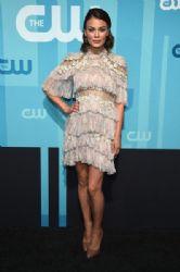 Nathalie Kelley: 2017 CW Upfront